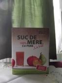 Suc de mere si pere natural 100%
