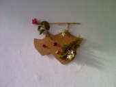 Decoratiune handmade